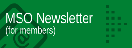 MSO Newsletter (for members)